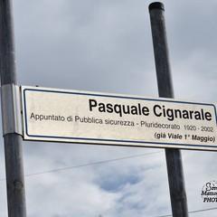Viale Pasquale Cignarale- Canosa