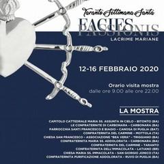 Facies Passionis 2020-Taranto