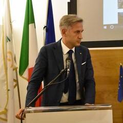 Dott.Sergio Fontana, presidente Zona territoriale BAT Confindustria Bari e BAT