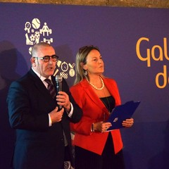 BARLETTA: Presidente  Comitato Regionale Puglia CONI, Angelo Giliberto,