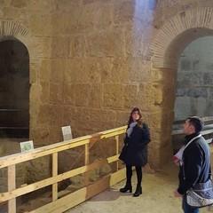 La scrittrice Gabriella Genisi visita  Canosa