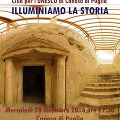 Illuminiamo la storia – L'Ipogeo Varrese