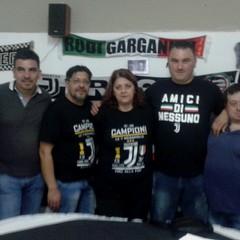 """""""Juventus Official Fan Club Rodi Garganico- Sezione di Canosa di Puglia"""""""