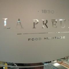 La Préule, Food Heritage
