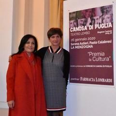 Dott.ssa Carmelinda Lombardi e assessore Mara Gerardi