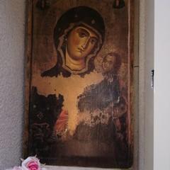 Canosa Edicola votiva Maria SS della Fonte