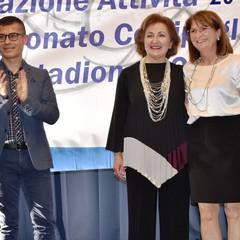Bari CorriPuglia 2019  Nicoletta Merco 1° posto Atletica Pro Canosa