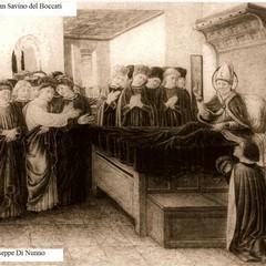 Morte di S.Savino del Boccati