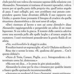 """Il Nero di Troia per """"Lo stupore della notte"""" Piergiorgio Pulixi"""