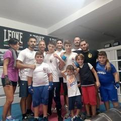 Danilo Mastrorillo campione regionale di boxe