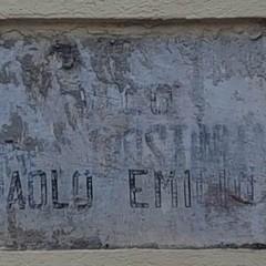 Canosa Vico Paolo Emilio