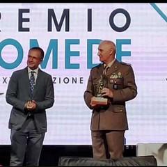 Premio Diomede Canusium 2021:Brigadiere Generale Tommaso Petroni