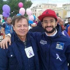 Riccardo Piccolo e Stefano Germinario