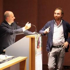 Paolo Pinnelli e Giuseppe Savino