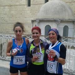 Trofeo Boemondo:Marilena Brudaglio,  Filomena Casaluce e  Maddalena Carella
