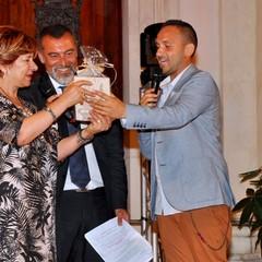 Canosa, premiato Santino Caravella