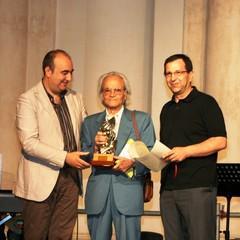 2010 Premio Diomede S.Losmargiasso -Gianni Pansini-Don Michele Malcangio