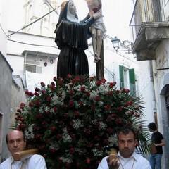Canosa: Processione S. Rita da Cascia