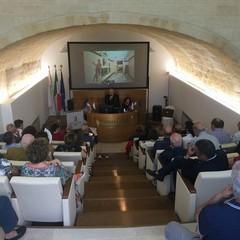 """Conferenza """"Per l'istituzione del Museo Archeologico Nazionale di Canosa"""""""