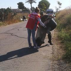 ITALIA NOSTRA – Canosa Prima domenica di pulizia straordinaria