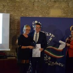 Premiazione Pierfrancesco Romanelli CONI 2019 Barletta
