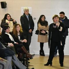 """Claudia Salvestrini al convegno """"Le donne contro le ecomafie"""""""