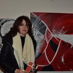 Rossella Cea a Bibart - Biennale Internazionale d'Arte di Bari