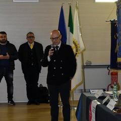 """Il colonnello della G. di  F. D'Alessandro al convegno """"Le donne contro le ecomafie"""""""