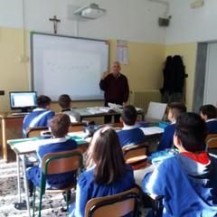 A lezione di San Biagio a Scuola- Canosa di Puglia