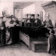 San Sabino morte