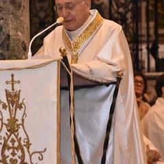 Mons. Luigi Mansi  9/2/2020 Canosa di Puglia