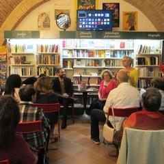 Piergiorgio Pulixi:  Libreria Orsa Minore di San Severo(FG)