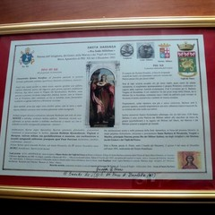 Santa Barbara: Patrona «PRO  ITALIS MILITIBUS»
