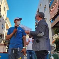 Giuliano Santarpia vince a Canosa