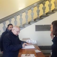 Sabino Silvestri, presidente della F.A.C  a Firenze TourismA