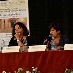 Accordo di Valorizzazione del Patrimonio Storico Archeologico di Canosa