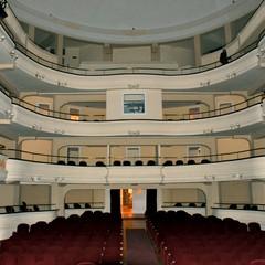 """Canosa di Puglia Teatro Comunale """"Raffaele Lembo"""" ph Silvia Franzoni"""