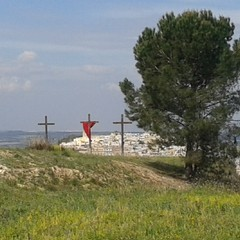 Le Croci della Passione Vivente Canosa di Puglia 2020