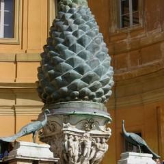 Roma  Pigna Bronzea Vaticano