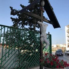 Andria: angolo tra via Palmiro Togliatti e viale Cimitero
