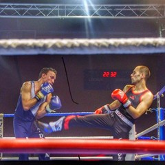 Richard e Romain Carbone  Campioni di Savate