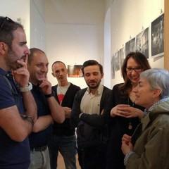 """Bitonto inaugurazione Mostra fotografica """"Scatti di Passione"""""""
