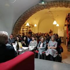 Foggia, Ubik  Maurizio Maggiani e Michele Trecca