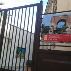 2020 Sede Fondazione Archeologica Canosina