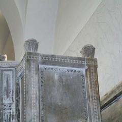 La pigna del pergamo in Cattedrale