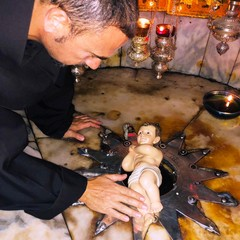 Padri Francescani in preghiera