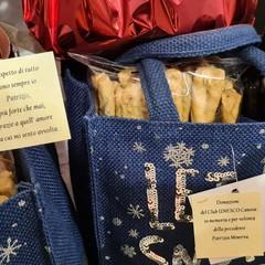 Donazione benefica  del Club per l'Unesco di Canosa di Puglia