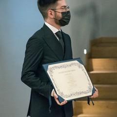 Laurea in Ingegneria Gestionale per Francesco Pio D'Aulisa a Torino
