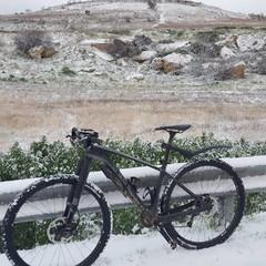 2017 Canosa Nevicata Epifania