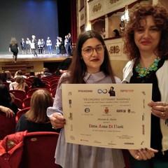 Ilaria Di Nicoli  e Prof.Giulia Giorgio- Recanati